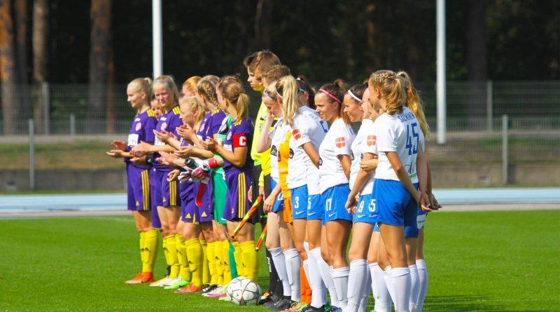Naisille katkera tappio nousukarsinnassa. PEPO-FCFJ 0-1 (0-0)
