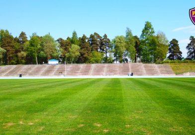 Sunnuntaina Kimpisen Stadionin ja luonnonnurmen avausottelu!