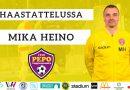 Haastattelussa: Mika Heino