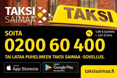 Taksi Saimaa Oy liittyy PEPOn kannattajajoukkoihin!