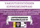 Lappeenrannan Rakennuslasi mukana tukemassa PEPO seuratoiminta!
