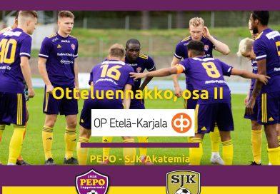Kaksi joukkuetta, yksi cup – osa II